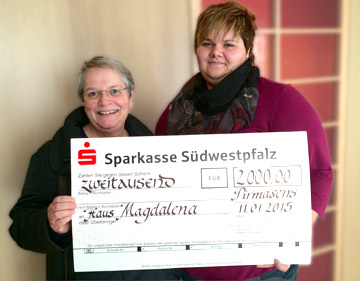SPENDENAKTION 2014