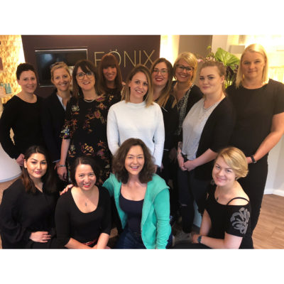 "COACHING SALON ""FÖNIX"" (Advertising)"